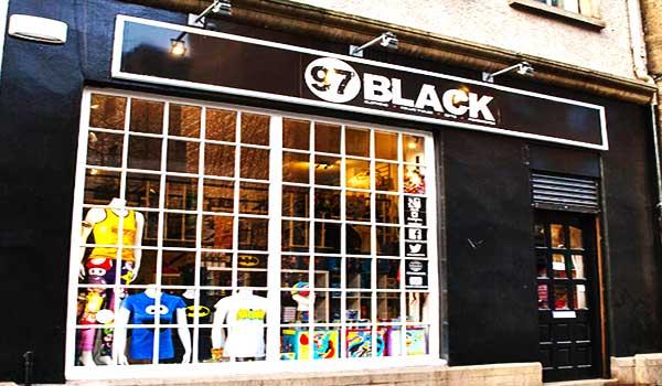 97 black grassmarket