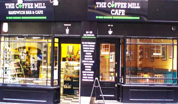 coffee mill grassmarket