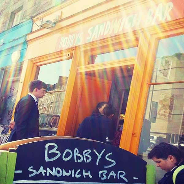 bobbys sandwich bar