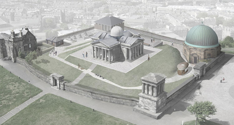 calton hill edinburgh observatory